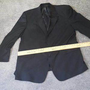 Jos. A. Bank size 52L black men blazer